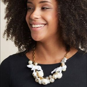 ModCloth Lenora Dame Polar Panache necklace
